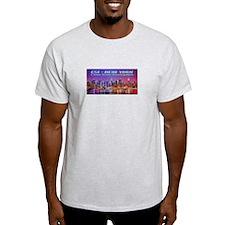 CSI New York Skyline T-Shirt