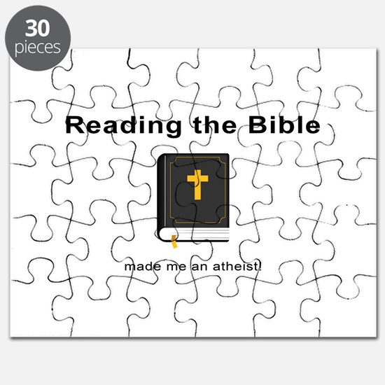 Reading the Bible Puzzle