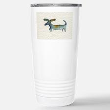 dachse dachshund Thermos Mug