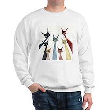 Aroostook Stray Cats  Sweatshirt