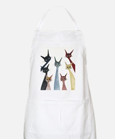 Aroostook Stray Cats  Apron