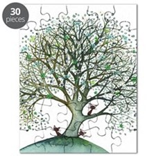 Montana Stray Cats in Tree Puzzle