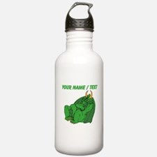 Custom Relaxing Dragon Water Bottle