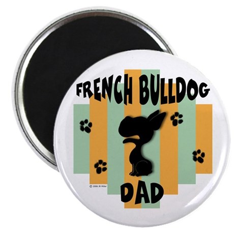 French Bulldog Dad Magnet
