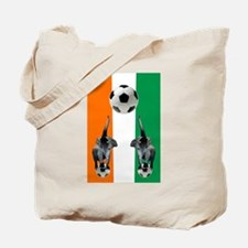 Ivory Coast Football Tote Bag