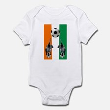 Ivory Coast Football Infant Bodysuit
