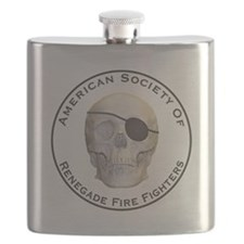 Renegade Fire Fighters Flask
