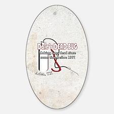 Dale's DEAD-BUG Sticker (Oval)