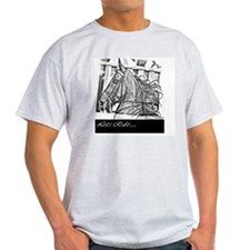 Saddlebred lets ride -black T-Shirt