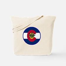 Come To Colorado Tote Bag