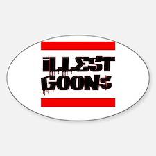 iLLest Goon$ Decal