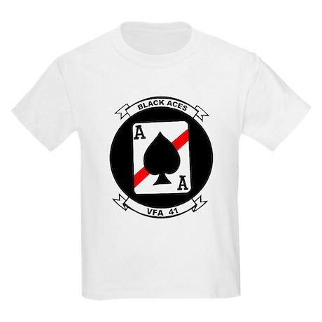 VFA 41 Black Aces Kids Light T-Shirt