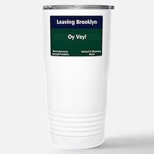 Unique New york humor Travel Mug
