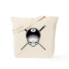 Pool Pirate II Tote Bag