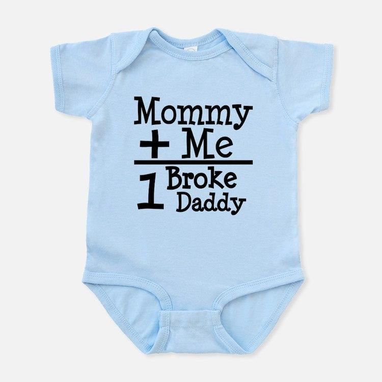 Mommy Plus Me Onesie