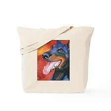 Dobie #4 Tote Bag