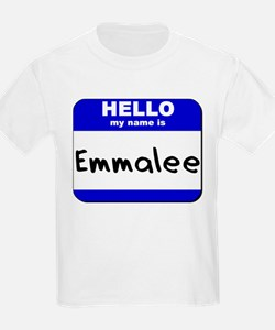 hello my name is emmalee T-Shirt