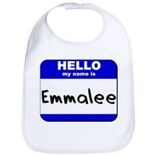 hello my name is emmalee  Bib