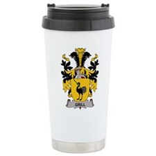 Grill Family Crest Travel Mug
