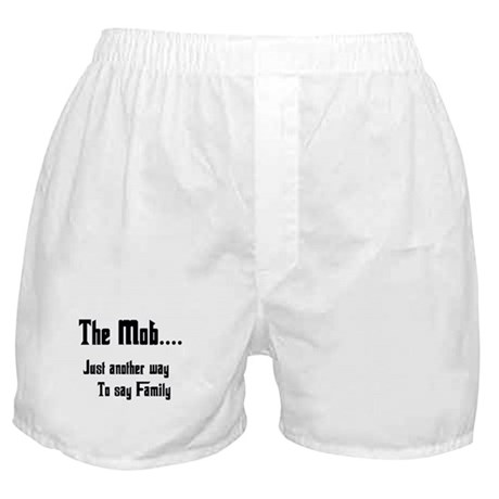 The Mob Boxer Shorts