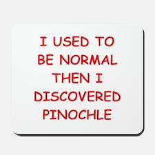 pinochle Mousepad