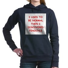 pinochle Hooded Sweatshirt