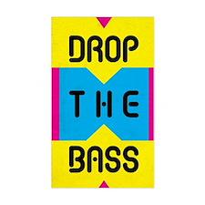 Drop the Bass Decal