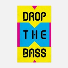 Drop the Bass Decal