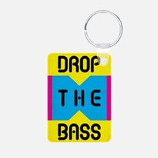 Drop the Bass Keychains
