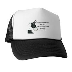 CMtl Stupid Trucker Hat