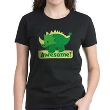 Green Dinosaur AWESOME cute! Tee