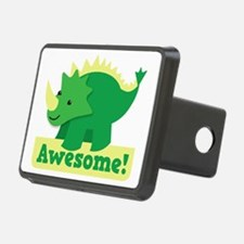 Green Dinosaur AWESOME cut Hitch Cover