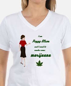 Peggy smoking Shirt