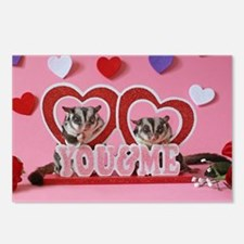 Valentines Day #9 Part 2 Postcards (Package of 8)