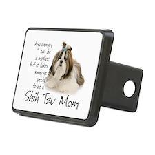 Shih Tzu Mom Hitch Cover