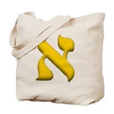 Aleph Tote Bag
