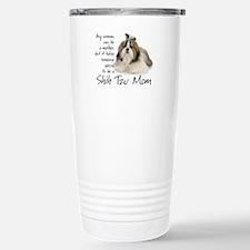 Shih Tzu Mom Travel Mug