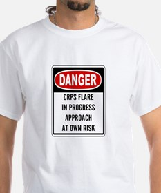 Danger! CRPS Flare In Progress T-Shirt