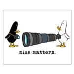 WTD: Size Matters Small Poster