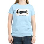 WTD: Size Matters Women's Light T-Shirt