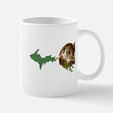God Creates The U.P. Mug