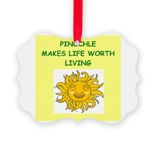 Pinochle Ornament