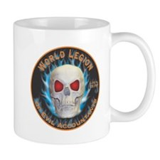 Legion of Evil Accountants Mug