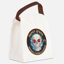 Legion of Evil Accountants Canvas Lunch Bag