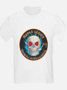 Legion of Evil Accountants T-Shirt