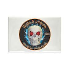 Legion of Evil Auditors Rectangle Magnet