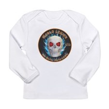 Legion of Evil Auditors Long Sleeve Infant T-Shirt