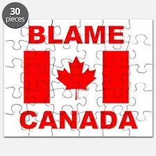 Blame Canada Puzzle