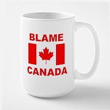 Blame Canada Mug