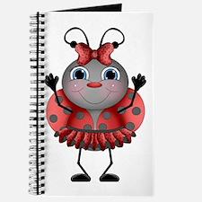 Dancing Ladybug Journal